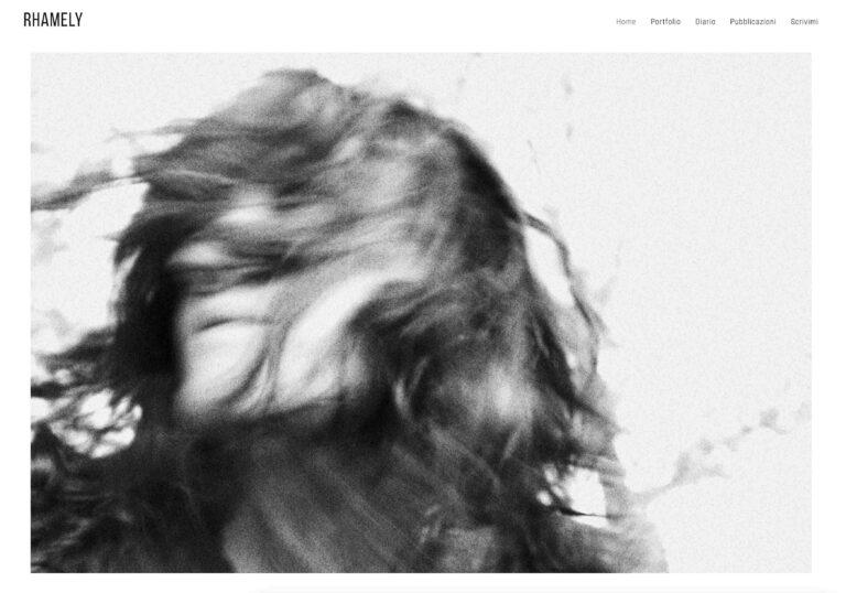 rhamely fotografa sito web   caroselling digital studio