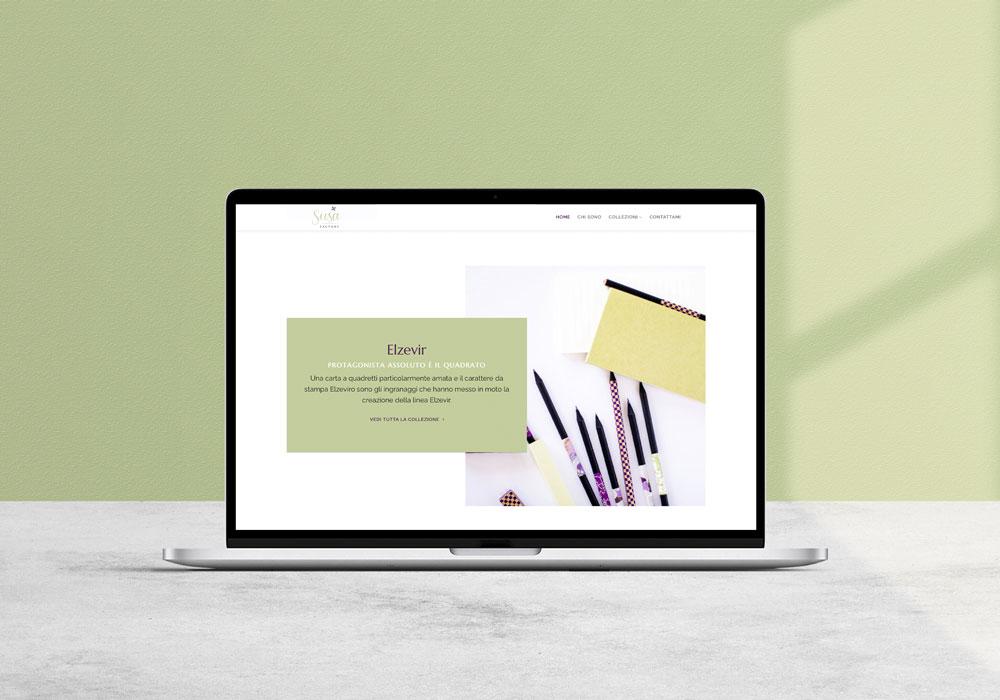 susa factory collezioni copywriting per il web